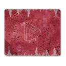 Schilderkönig Mauspad 23x19 cm - Abstract Red -...